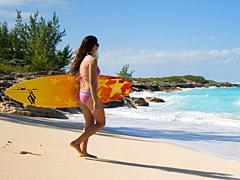 Middle Caicos Beaches