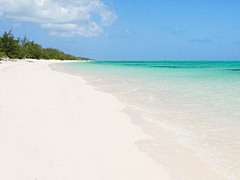 North Caicos Beaches